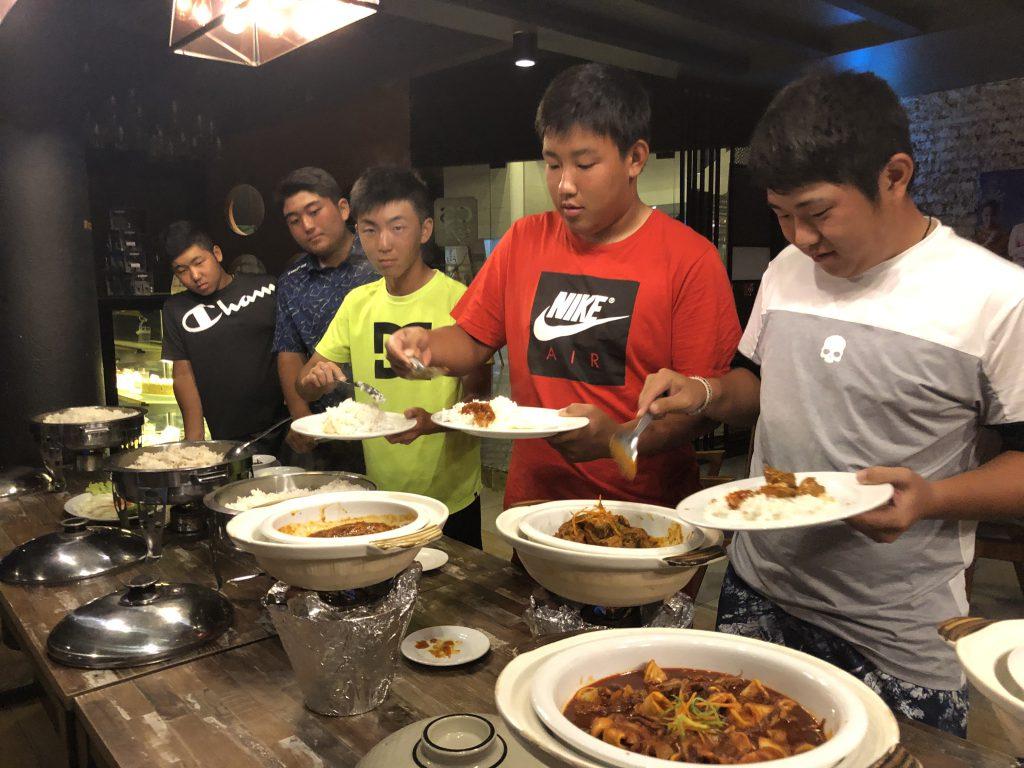 マレーシアキャンプ